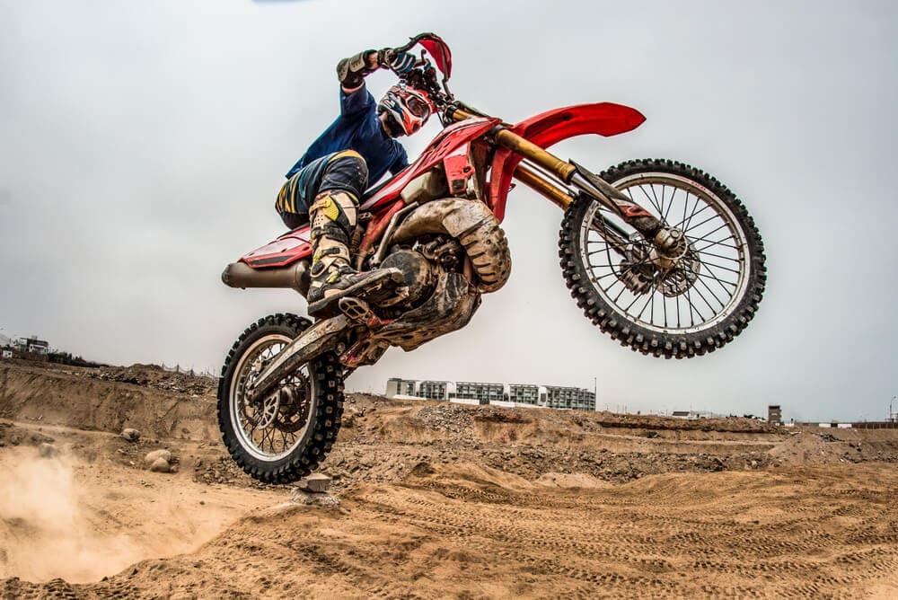 modalidades do motocross