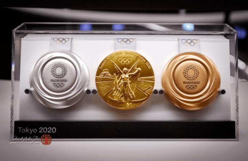 medalha olimpica 2020 2021