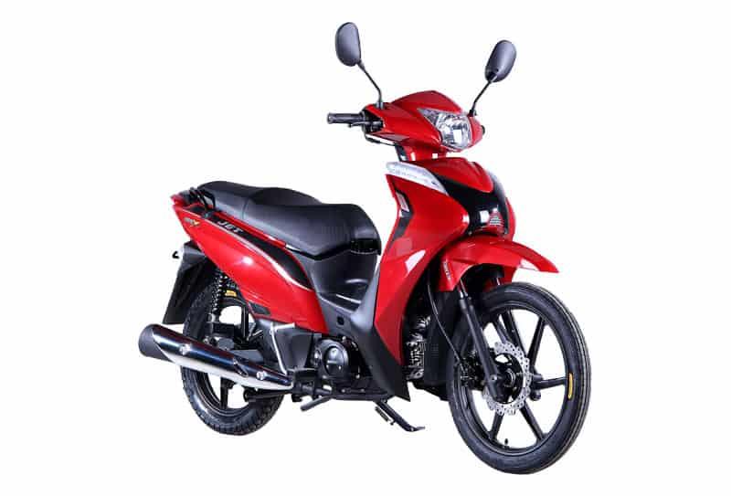 moto jet 125 shineray