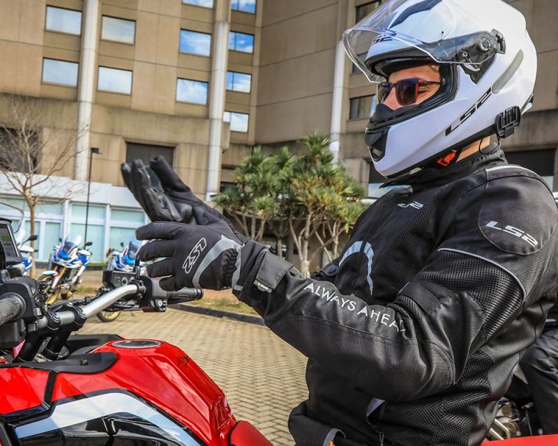 dia dos pais presente motociclista