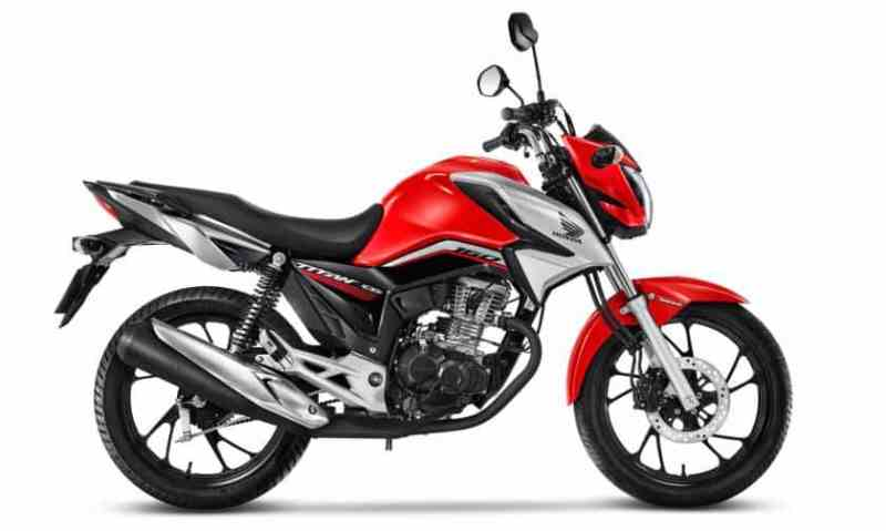 moto CG 160 Titan