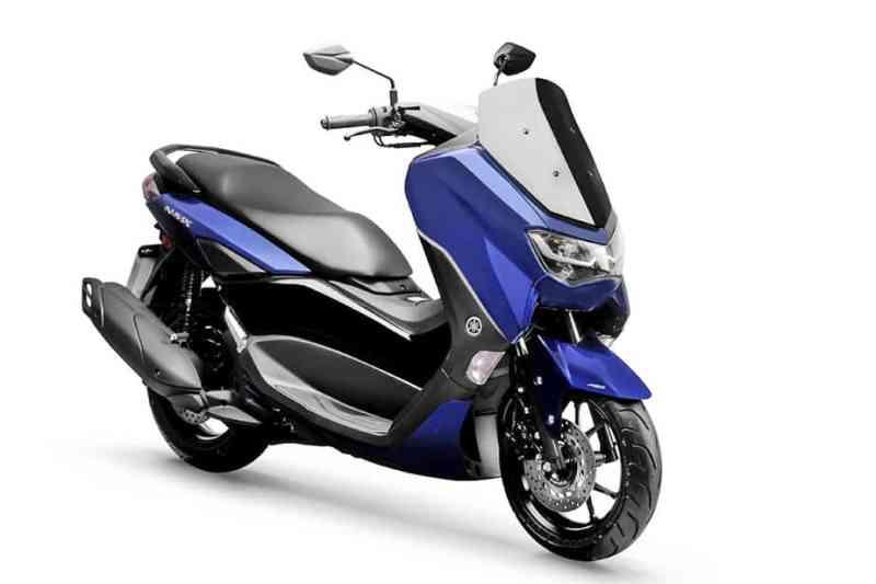 nmax scooter mais vendidos do brasil