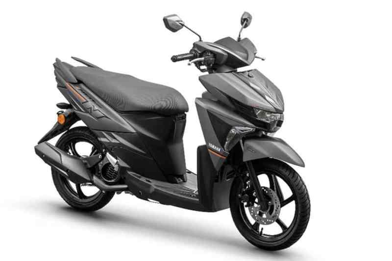 neo 125 entre os scooter mais vendidos do país