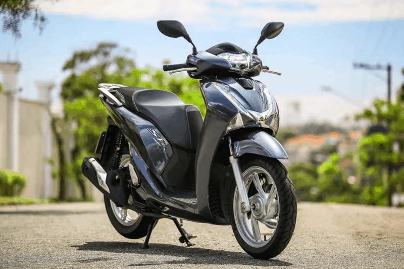 scooter sh 150 entre os mais vendidos 2021