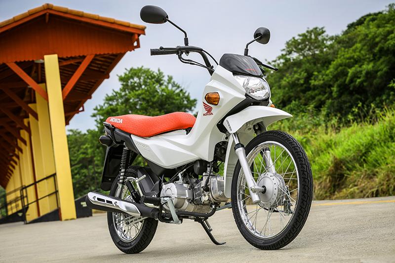 motos para pessoas baixas - pop 110