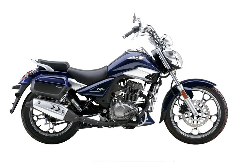 master ride moto custom pequena