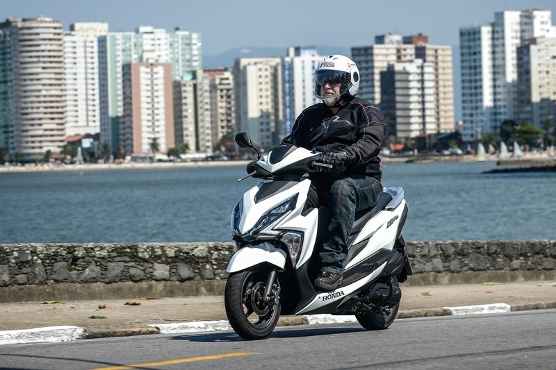 motos para pessoas baixas scooter