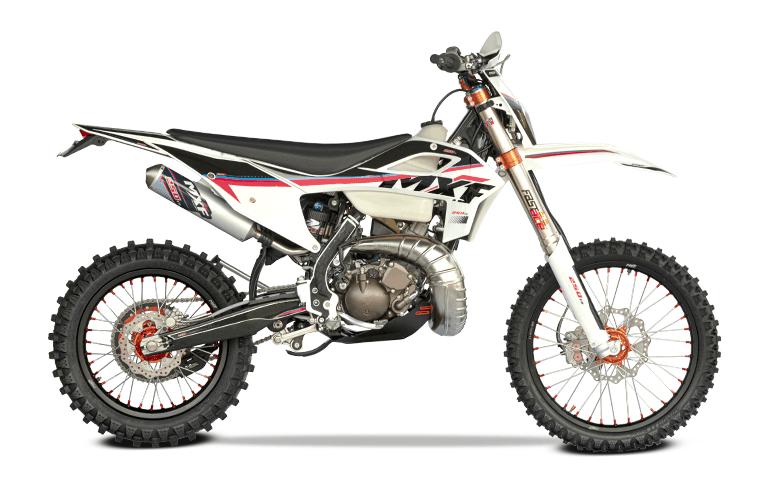 MXF Motors 250 TS Limited Edition - motos de trilha