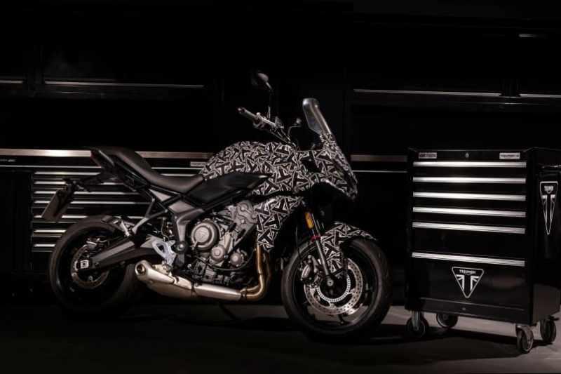 Nova triumph tiger 660