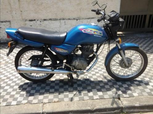 honda cg 125 1997