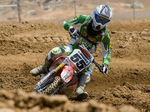 Balbi se prepara para o AMA Motocross - MOTO.com.br