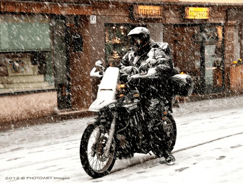 motociclsita frio dica de presente