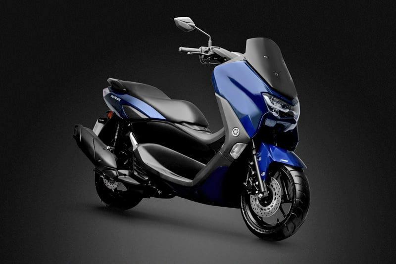 yamaha nmax scooter mais vendidos julho