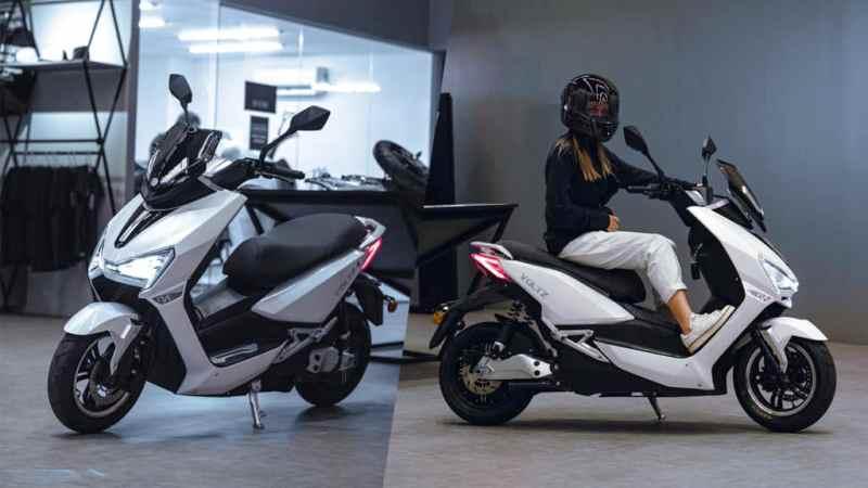 scooter elétrico voltz ev1