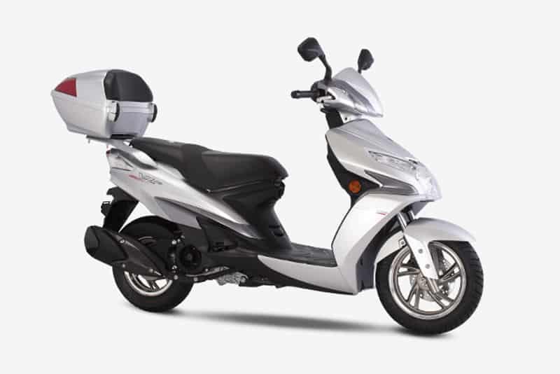 scooter haojue vr 150