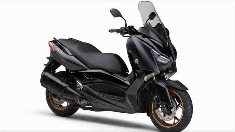 xmax entre os scooter mais vendidos 2021