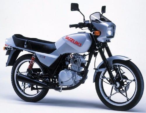 motos suzuki - suzuki katana 125