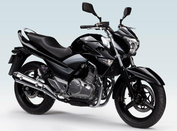 motos suzuki - inazuma 250