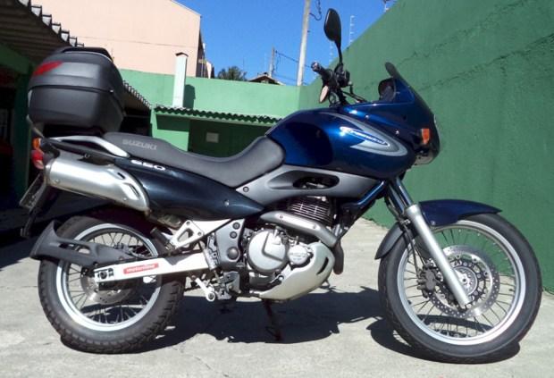 motos suzuki - freewind