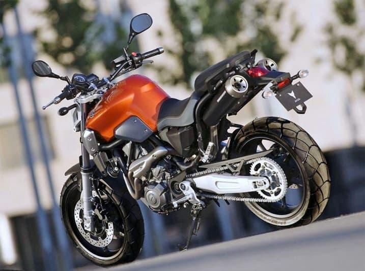 motos yamaha - mt 03 660