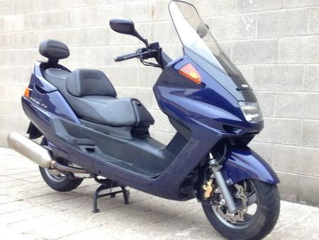 motos yamaha - scooter 250 majesty
