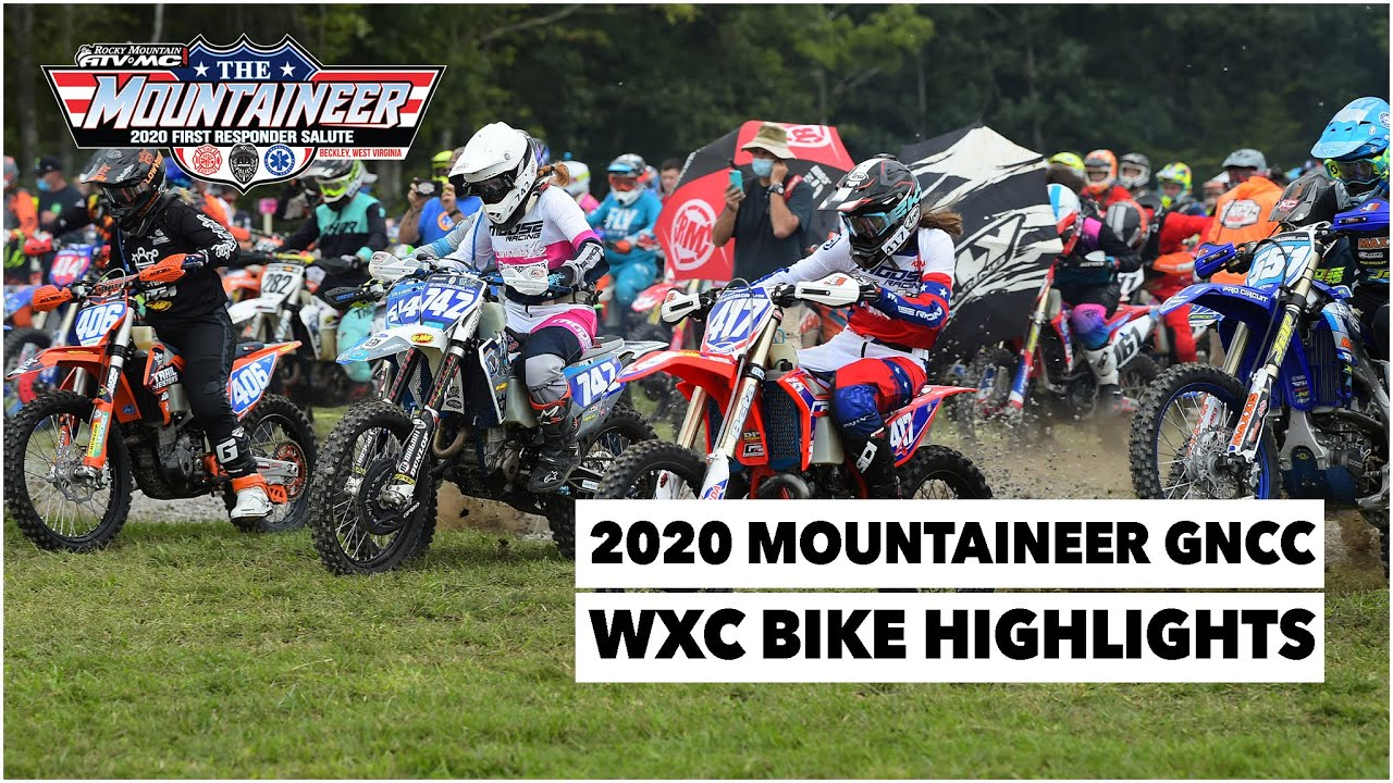 Vídeo do Mountaineer GNCC Pro Bike 2021