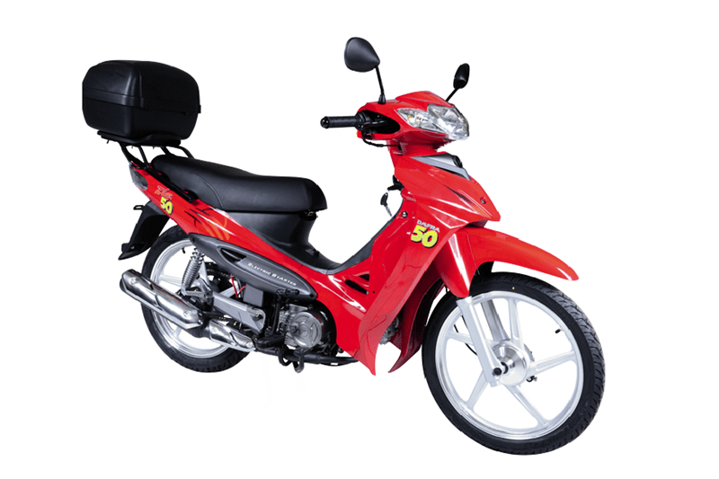 tipos de motos - cinquentinha