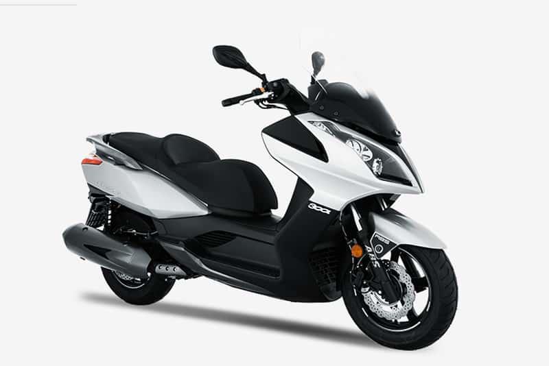 tipos de moto - scooter