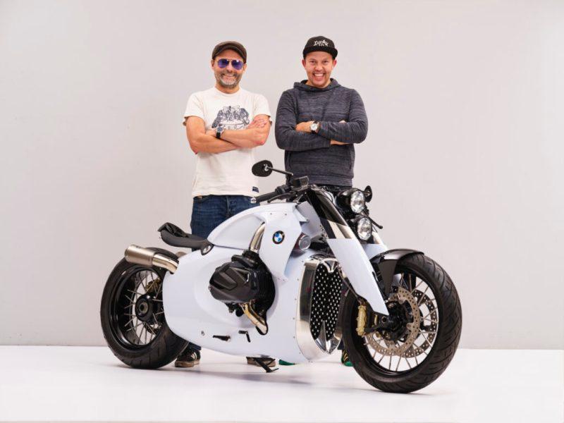 moto do futuro - Renard Speed Shop