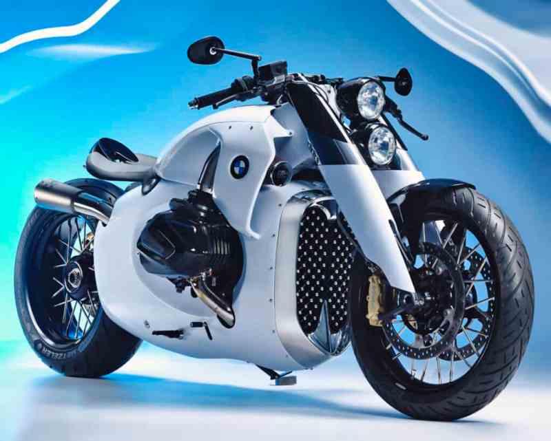 moto do futuro - bmw r 1250