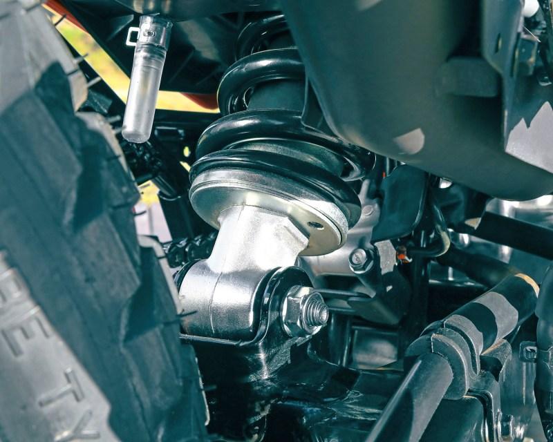 Honda bros 2022 - amortecedor