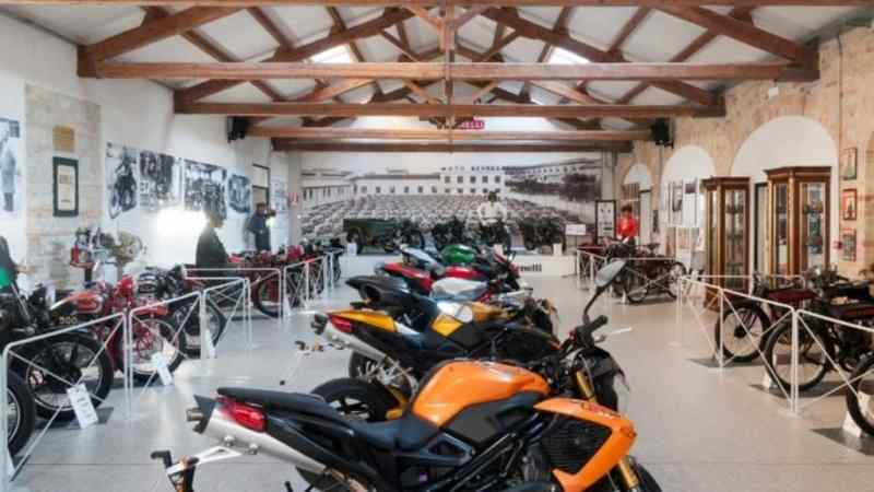 museu de motos