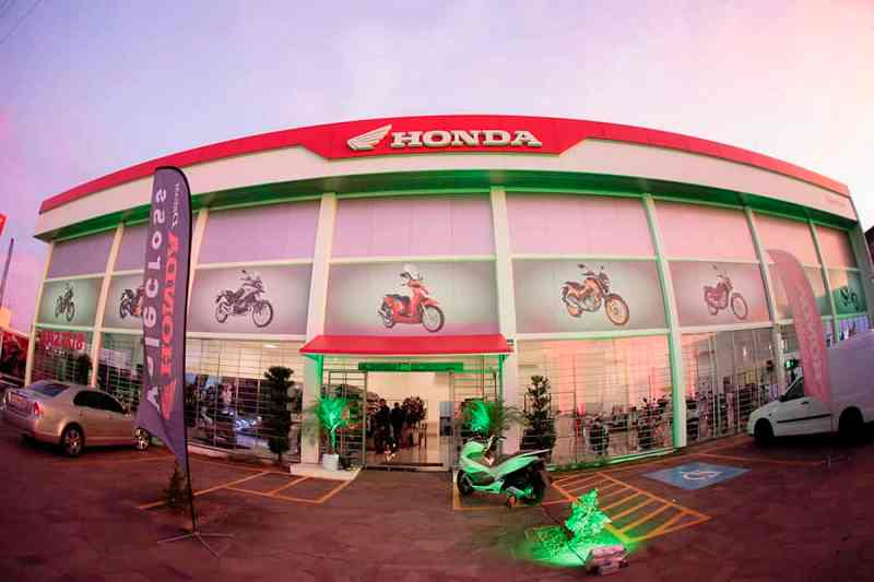vendas de motos