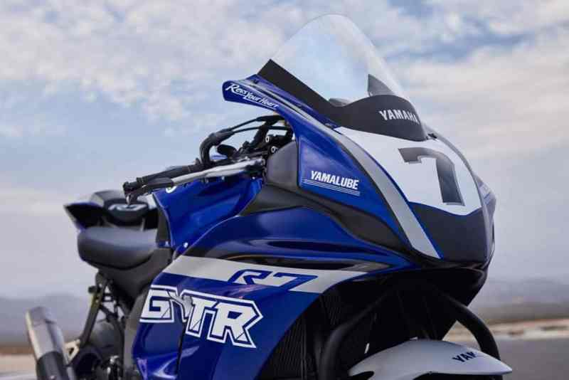 Yamaha R7 GYTR