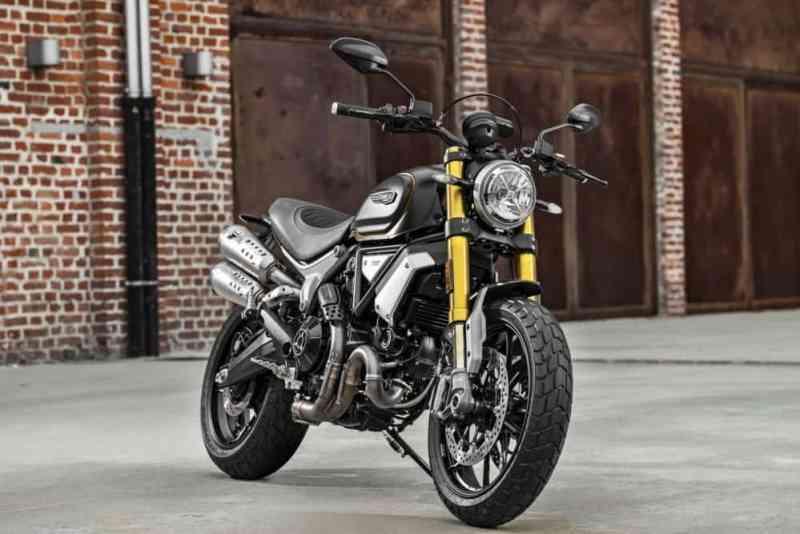 Ducati Scrambler Venom