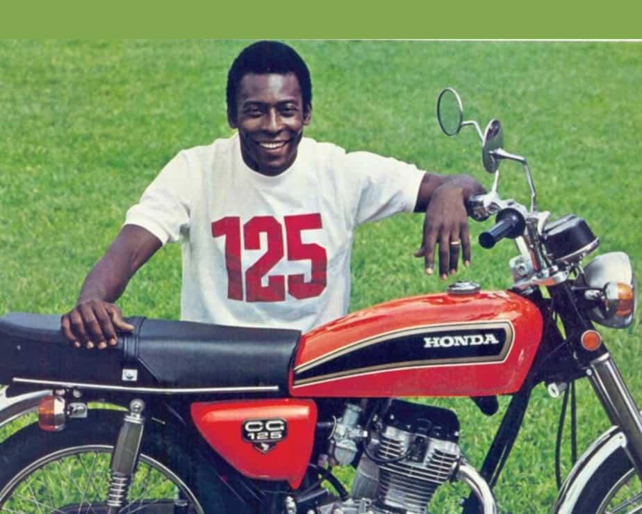 Honda CG 1976