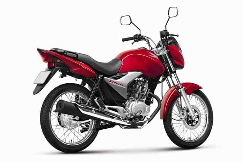 Honda cg titan 150 mix 2009