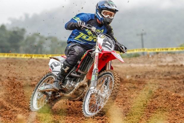 chumbinho motocross protork