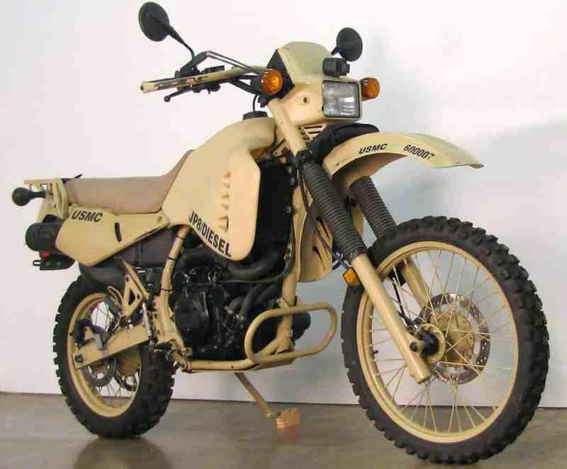 moto a diesel