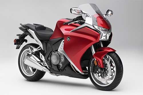 moto touring honda - vfr 1200