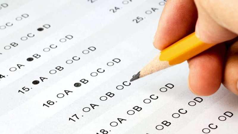 Teste de avaliação psicológica