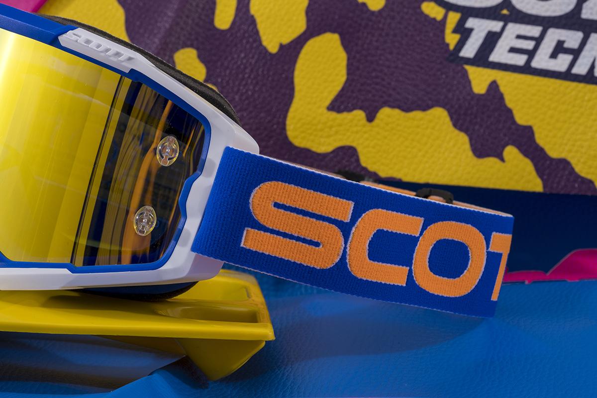 Óculos SCOTT Edition dos anos 90