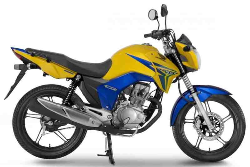 Honda CG 150 EX BR