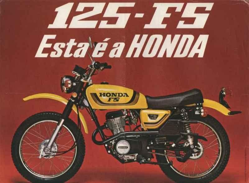 Honda FS 125