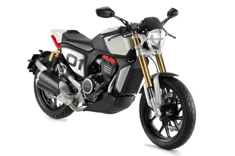 Peugeot P2X 2 moto
