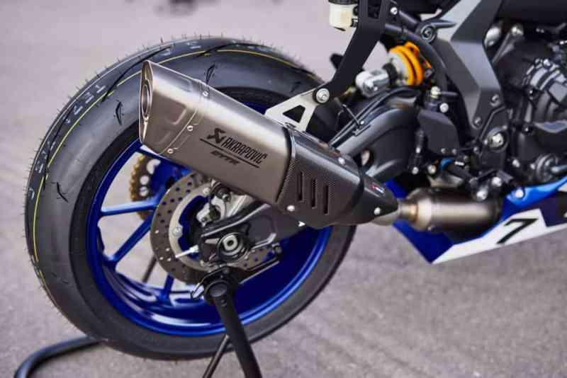Yamaha Akrapovic