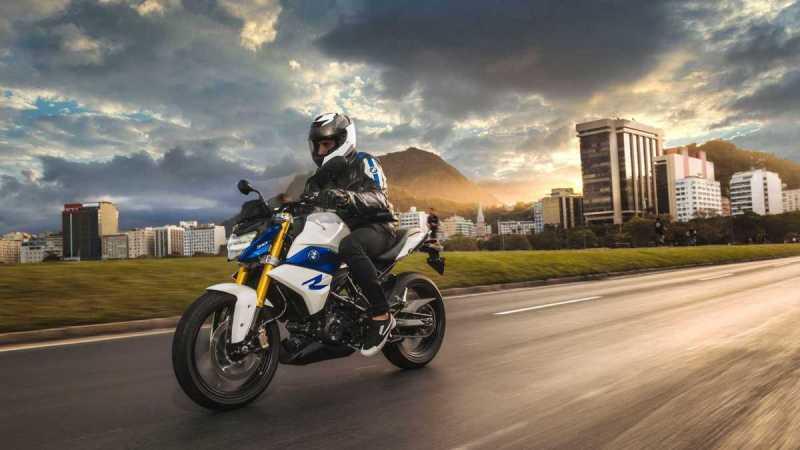 BMW G 310 R segunda geração preço