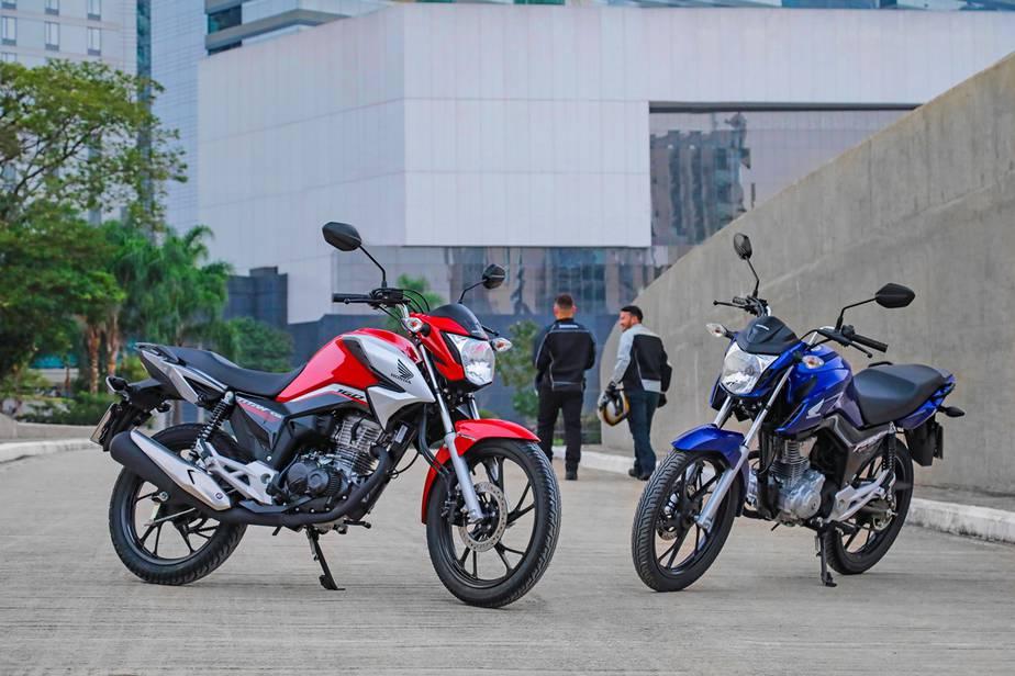 vendas de motos - cg 160 é a líder isolada
