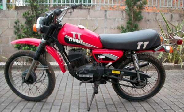 A TT 125 dos rolezinhos